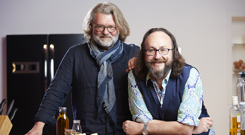 The Hairy Bikers are back on the road