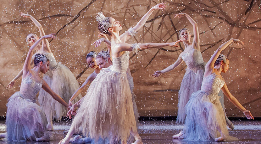 Young dancers wanted to take part in Birmingham Royal Ballet's The Nutcracker