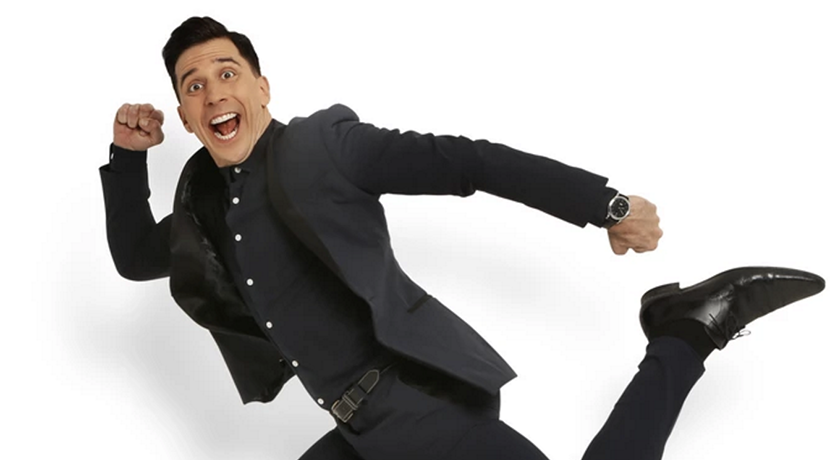 Russell Kane - The Fast & the Curious