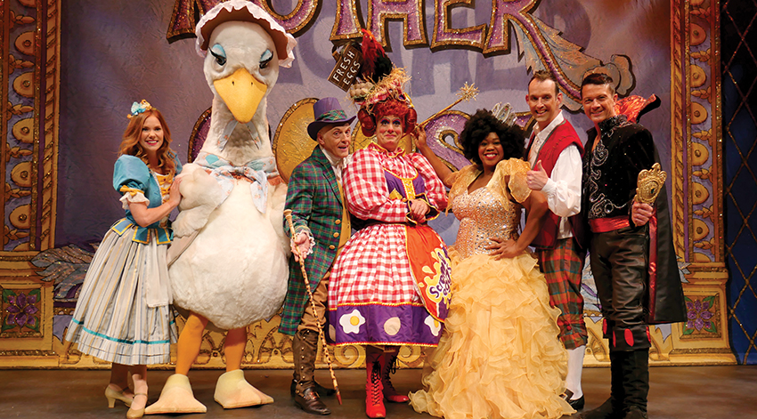 The mother of all pantos!