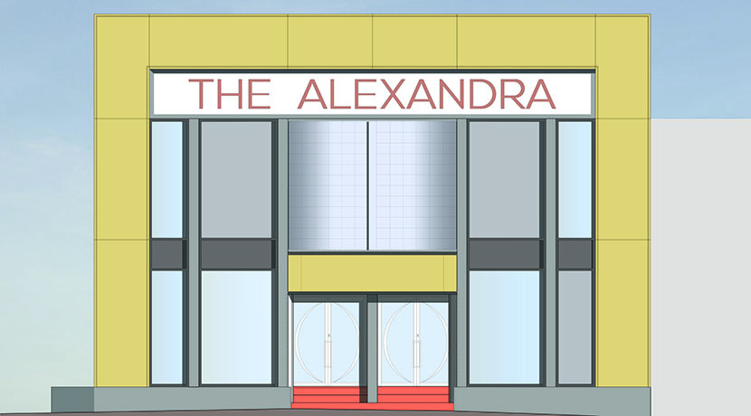 The Alexandra's first show revealed following the venue's £650K revamp