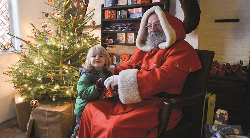 Victorian Christmas weekends at Blists Hill Victorian Town