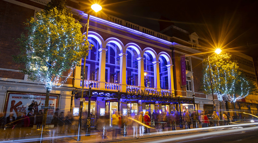 Wolverhampton Grand to reopen in December with socially distanced performances