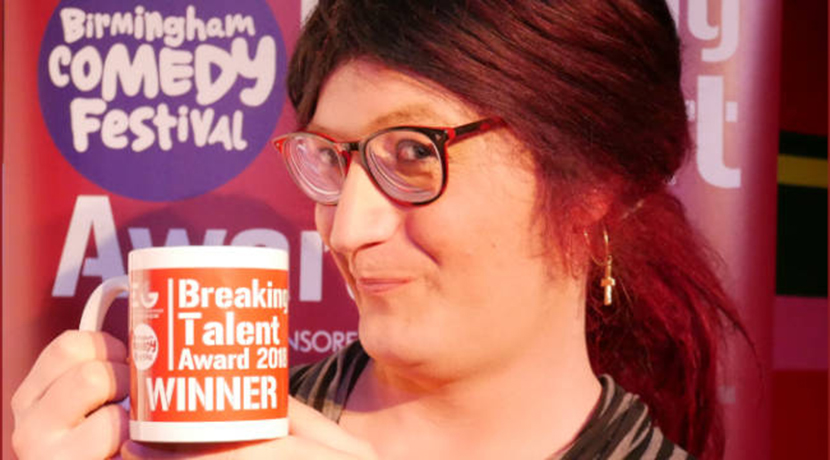 Birmingham Comedy Festival's Breaking Talent award winner revealed