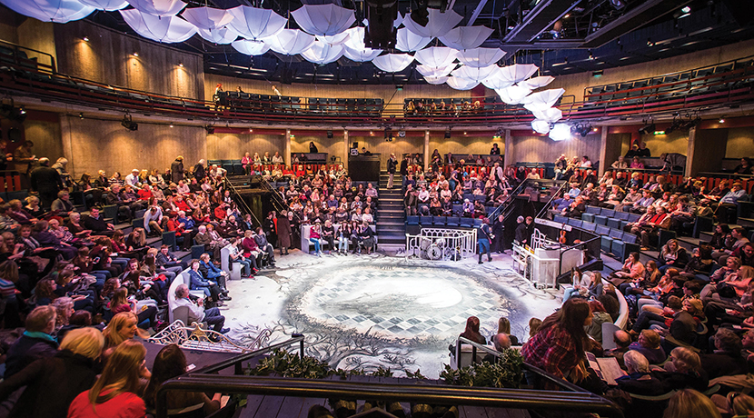 New Vic Theatre receives two nominations for the National Theatre Awards