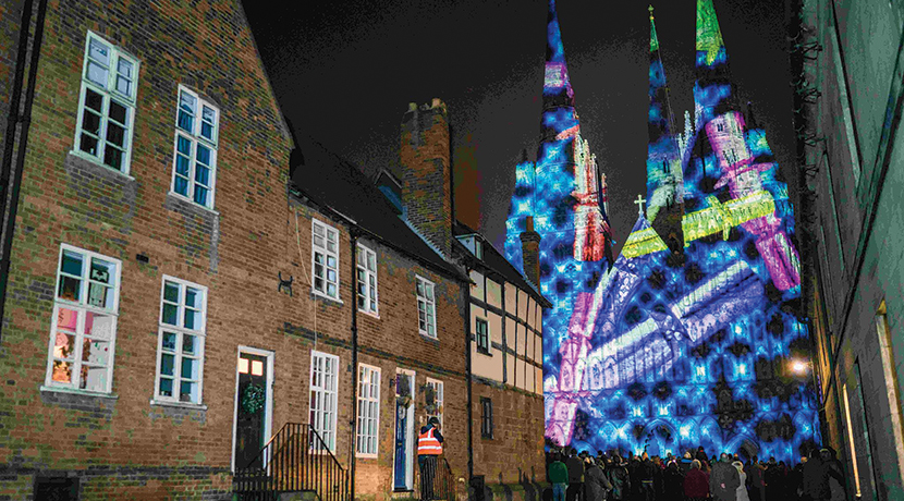 Tickets on sale for Christmas light spectacular