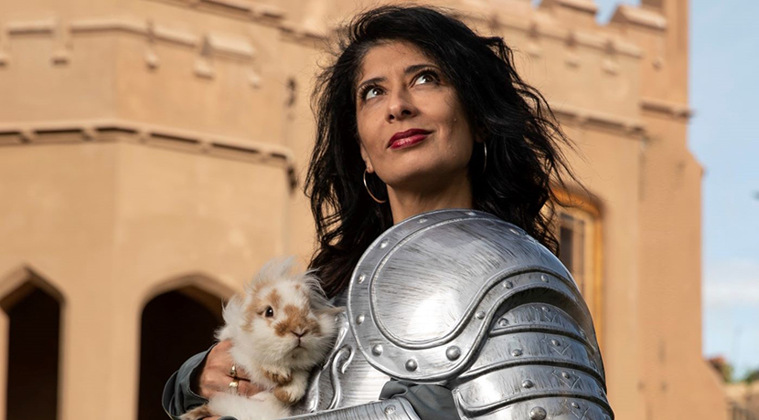 Shappi Khorsandi - Confessions Of A Club Comic