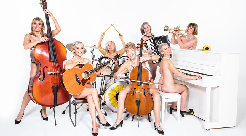 Calendar Girls 'touches the heart of every onlooker' at the Grand