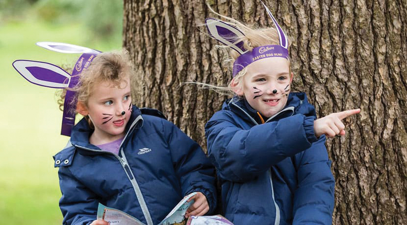 Cadbury Easter Egg Hunt