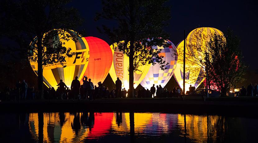 Telford Balloon Fiesta returns this weekend