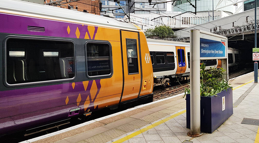 West Midlands Railway launches new social distancing campaign