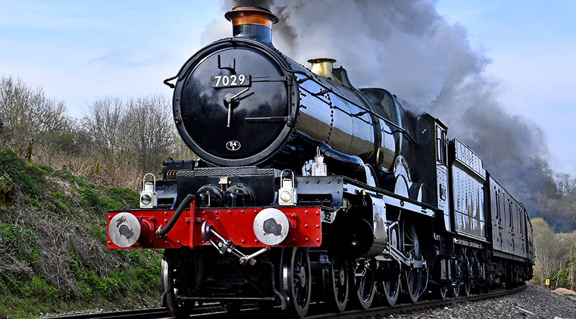 Heritage locomotive to make a special journey through Shropshire