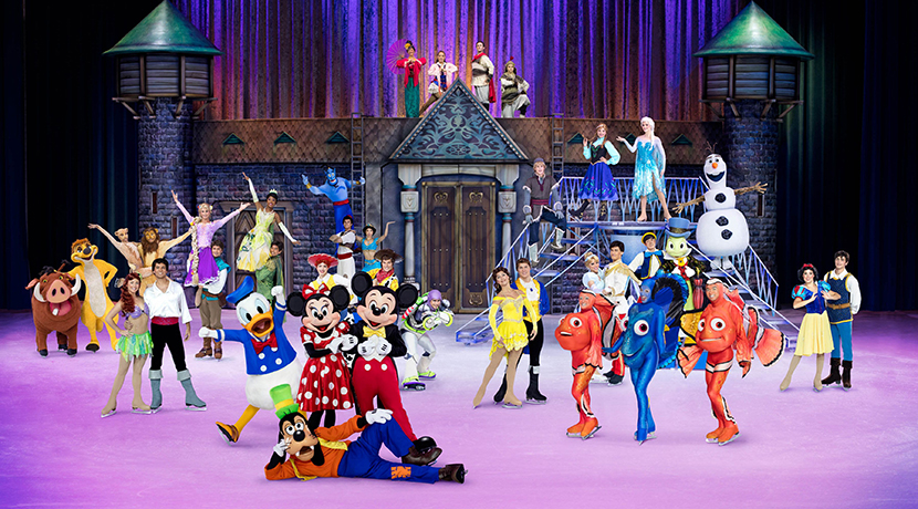Disney On Ice 100 Years Of Magic has something for all the family