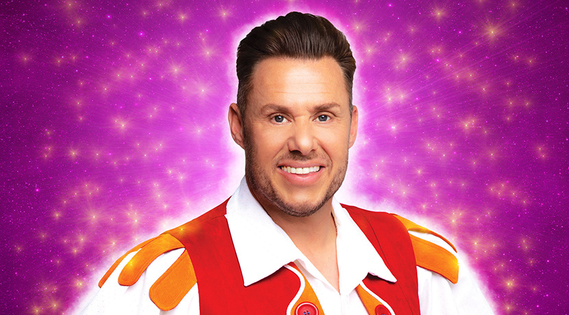 Comedian Aaron James joins Grand panto cast
