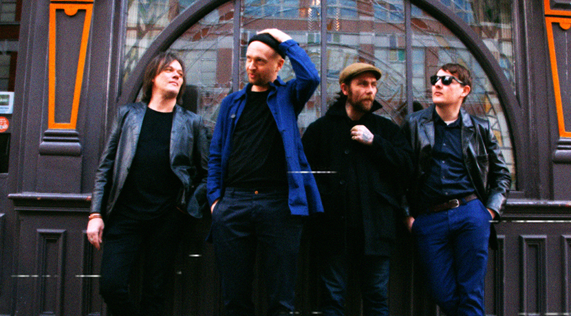 The Twang - A Month of Sundays Acoustic Tour