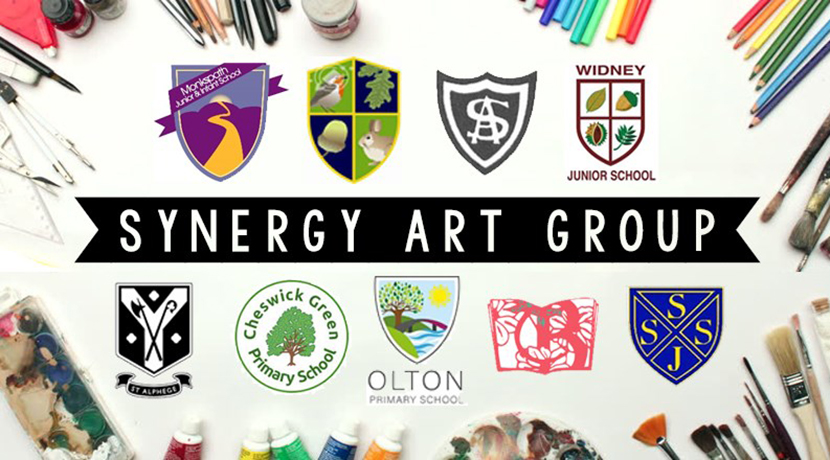 Solihull Synergy Schools' Art Exhibition