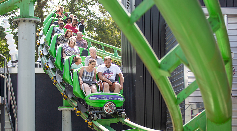 Get 50% off tickets to Drayton Manor today
