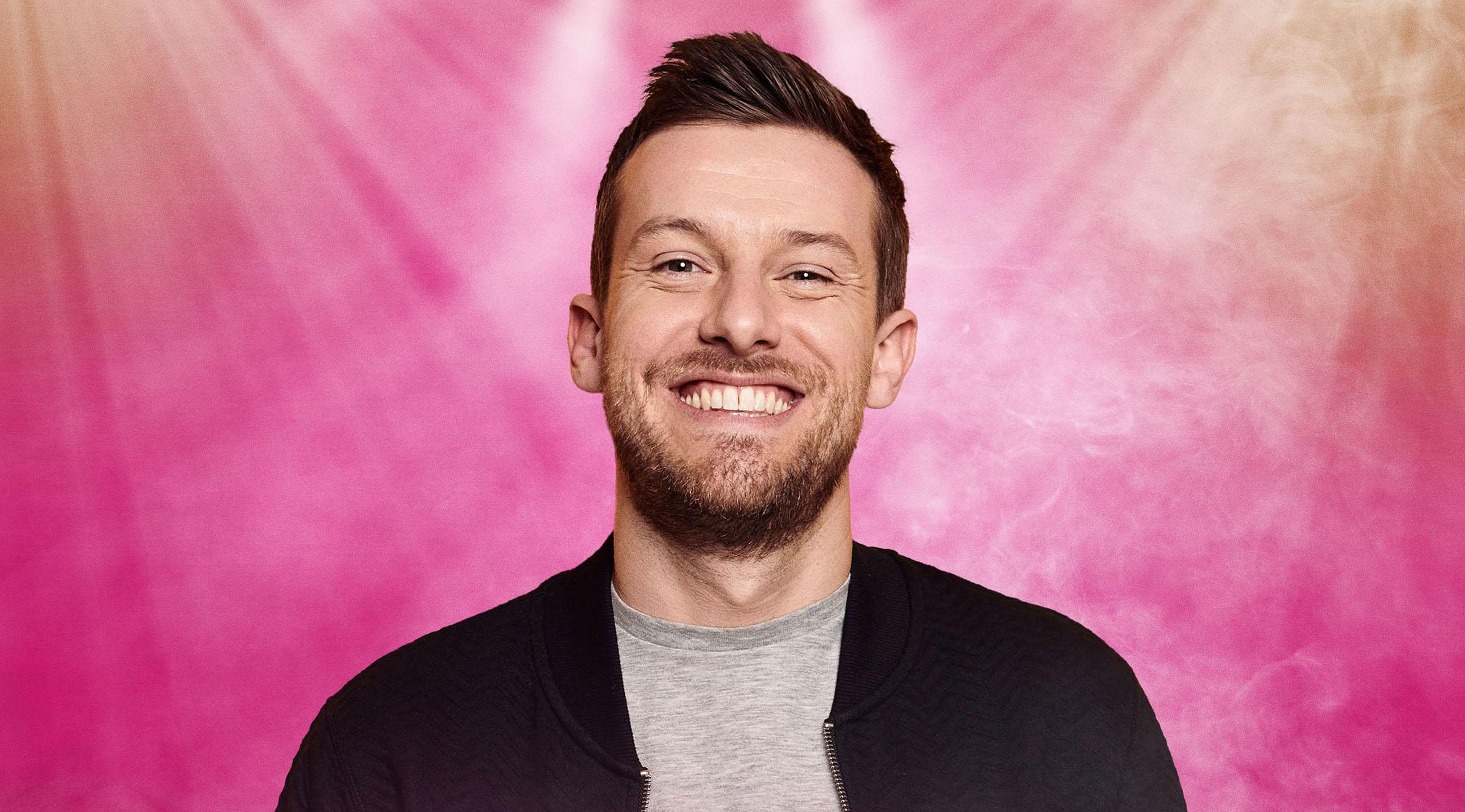 Chris Ramsey returning to Shrewsbury with new show