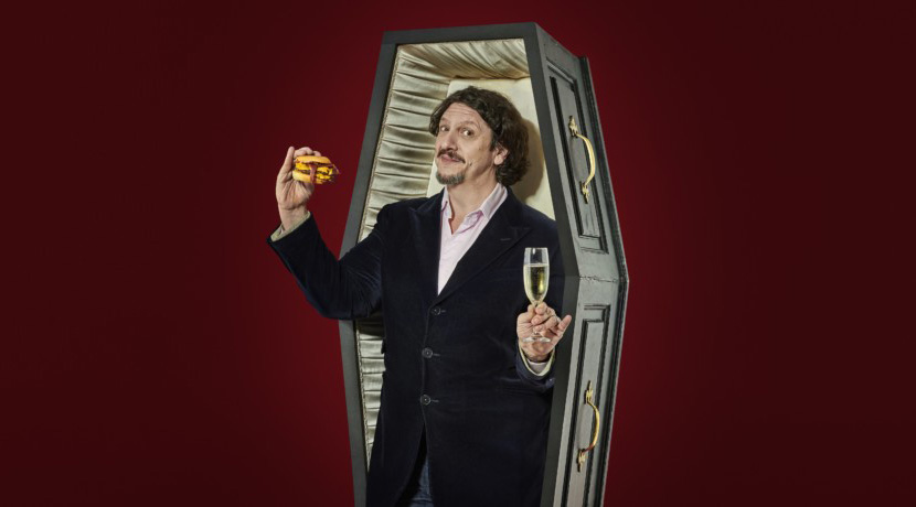 Jay Rayner - My Last Supper