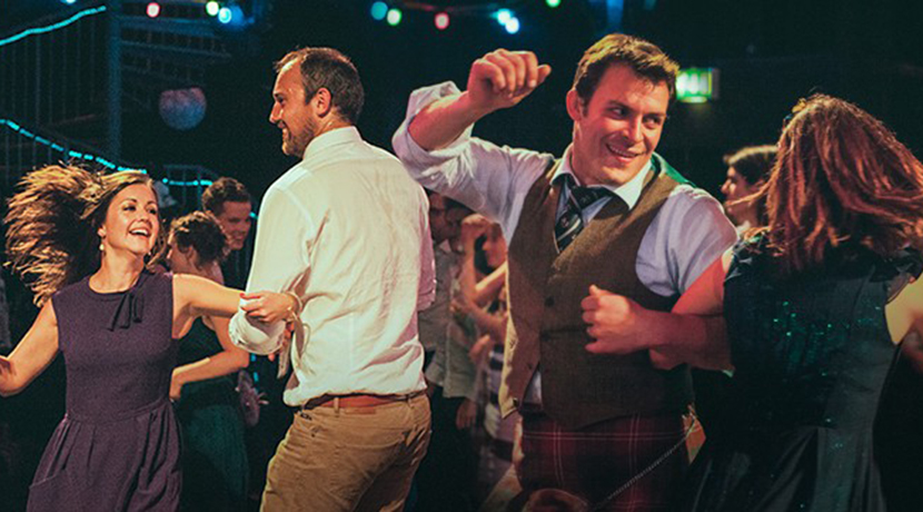 Music, dancing and beer at Lichfield Guildhall this September