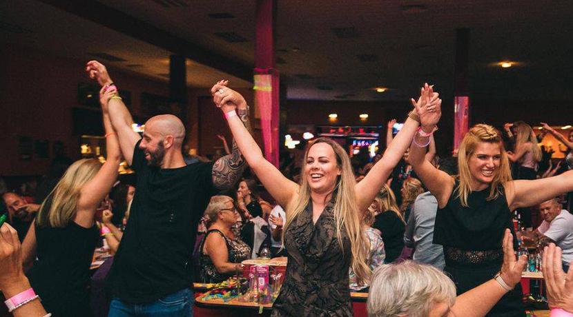 Telford goes bonkers for bingo