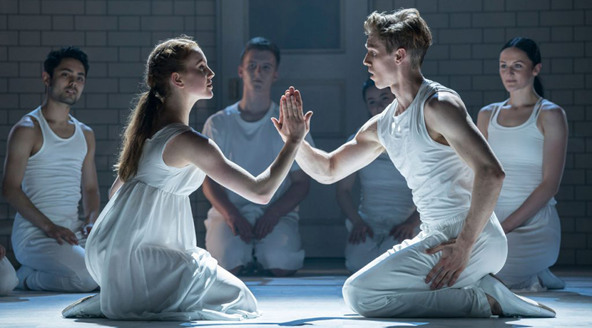 Sir Matthew Bourne's production of Romeo and Juliet is truly mesmerising