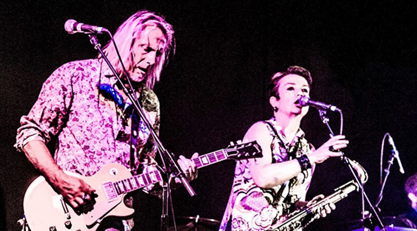 Popular band make their Lichfield debut