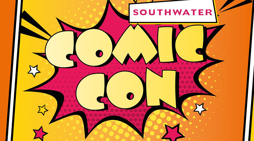 Free fun at Southwater Comic Con