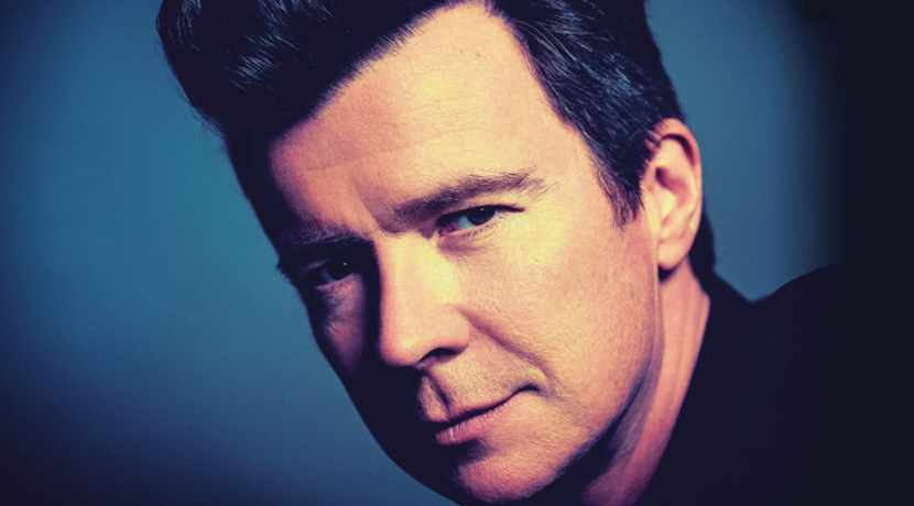 Rick Astley to play Uttoxeter Racecourse in May 2021