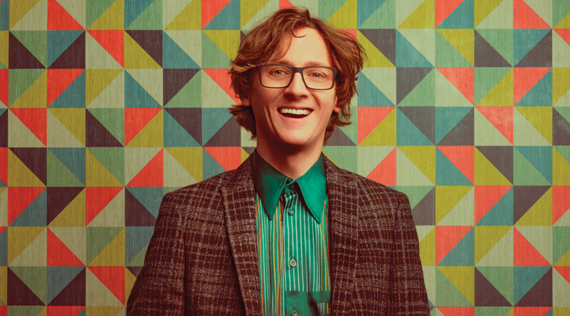 Ed Byrne brings his biggest ever tour to Stoke