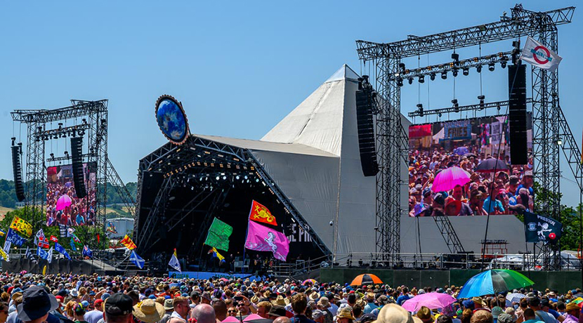 Glastonbury Festival's 50th anniversary has been cancelled