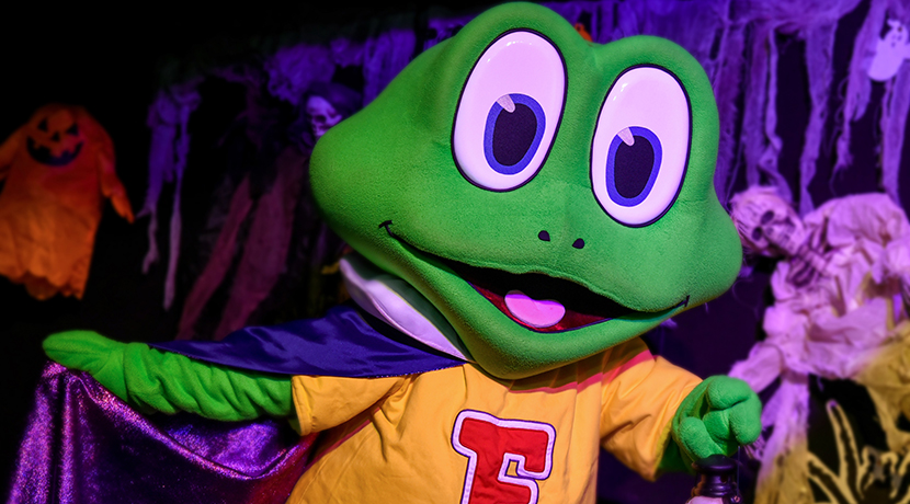 Enjoy a spellbinding day out at Cadbury World this Halloween