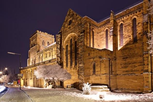 Shrewsbury Abbey Christmas charity concert returns