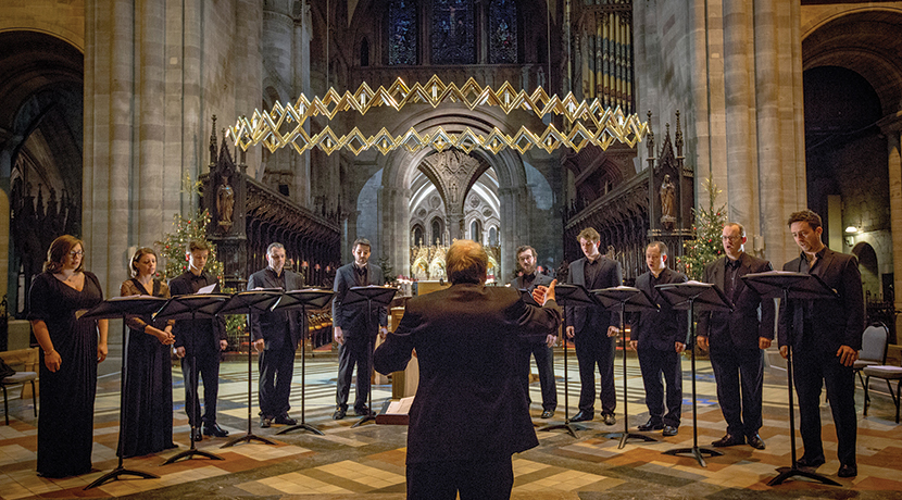 Ex Cathedra receives £114,078 grant from government's Cultural Recovery Fund