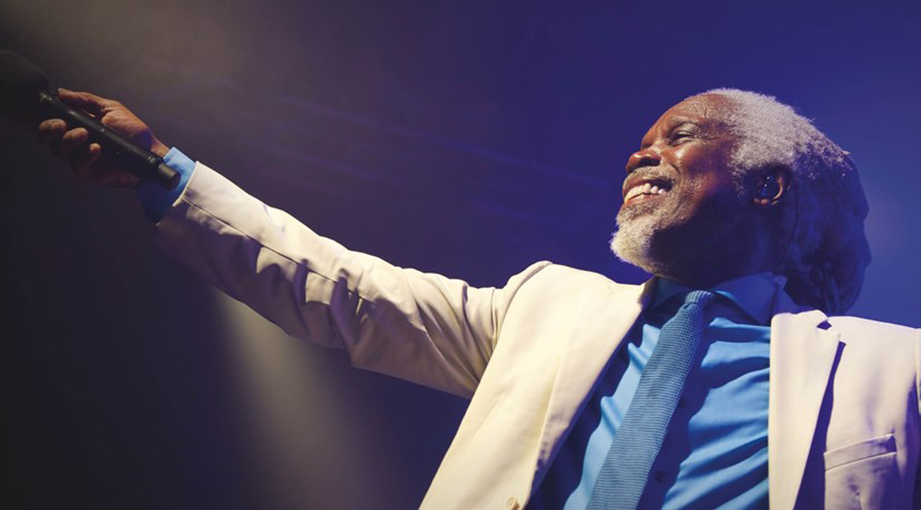 Billy Ocean brings his One World 2020 Tour to Stoke