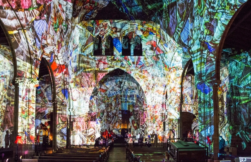 Let there be light: Splinters of Heaven returns to Shrewsbury