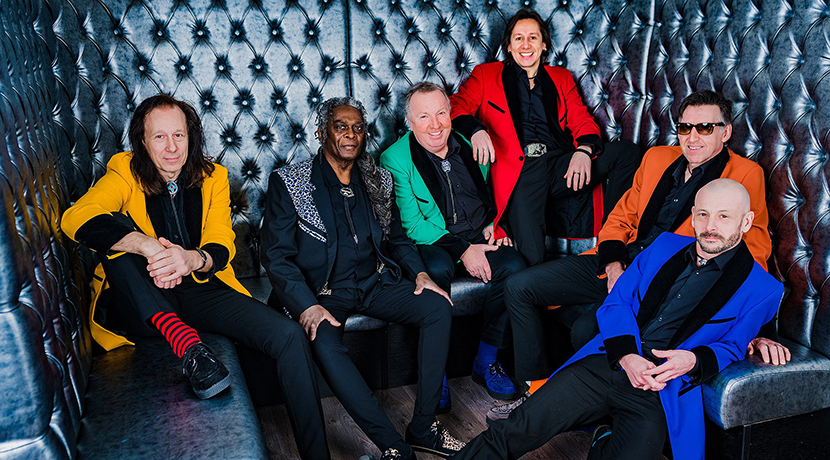 Showaddywaddy celebrate the big 40 in Stoke