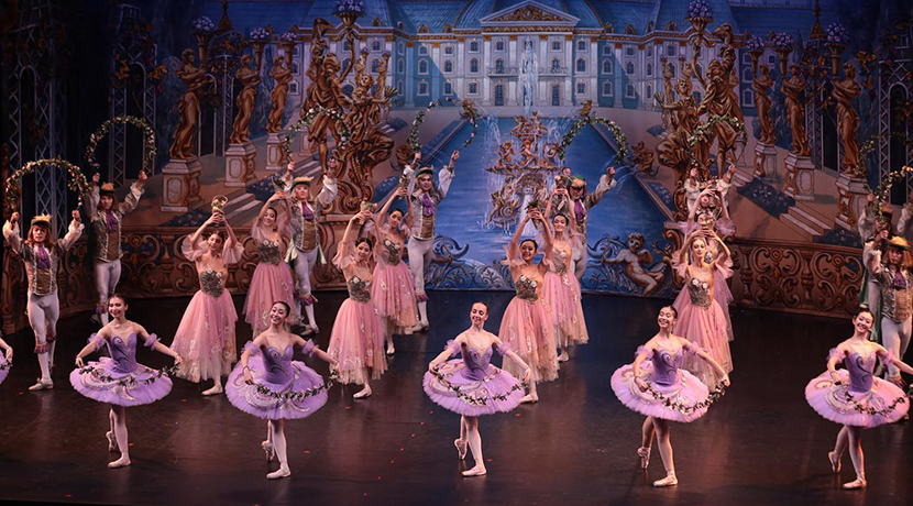 Moscow City Ballet returns to Stoke with The Nutcracker