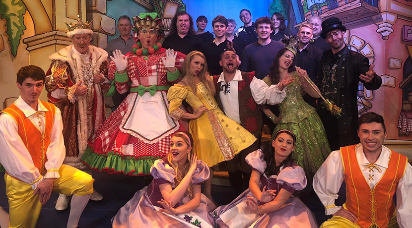 Jack and The Beanstalk was a giant success
