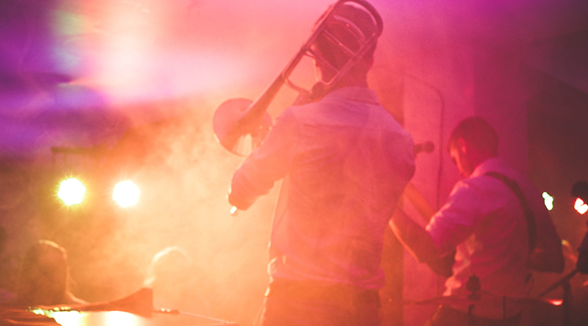 Liven your springtime with folk & jazz with Lichfield Arts