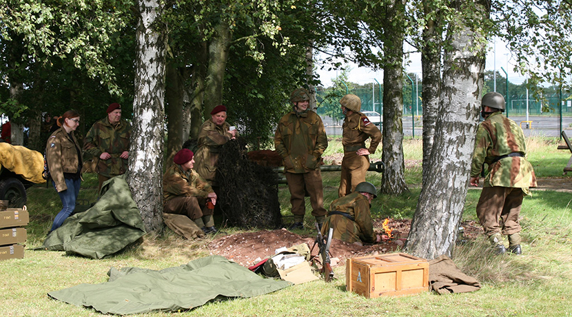 Step back in time at Staffordshire Regiment Museum