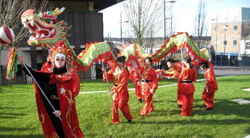 Celebrate the Chinese new year at the Potteries Museum