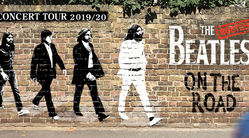 The Bootleg Beatles are 'On the Road' to Stoke