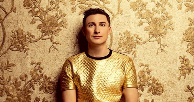 Tom Rosenthal brings his Manhood to Stafford