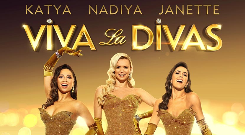 Viva La Divas - Strictly stars head to Stoke