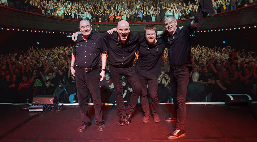 The Stranglers bring their final full UK tour to Stoke