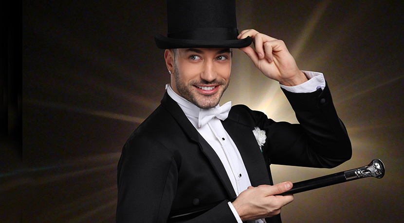 Strictly showman returns with brand new show