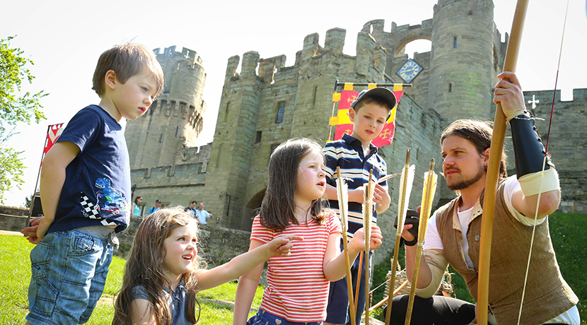Warwick Castle and Knight's Village accommodation to reopen fully tomorrow