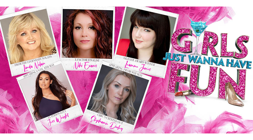 Full cast announced for Girls Just Wanna Have Fun