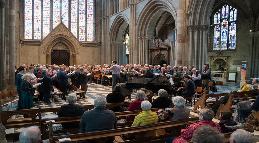 Amateur singers invited to join 1-day Elgar choral workshop